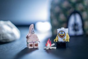 Spongebob key streaming wars battleground