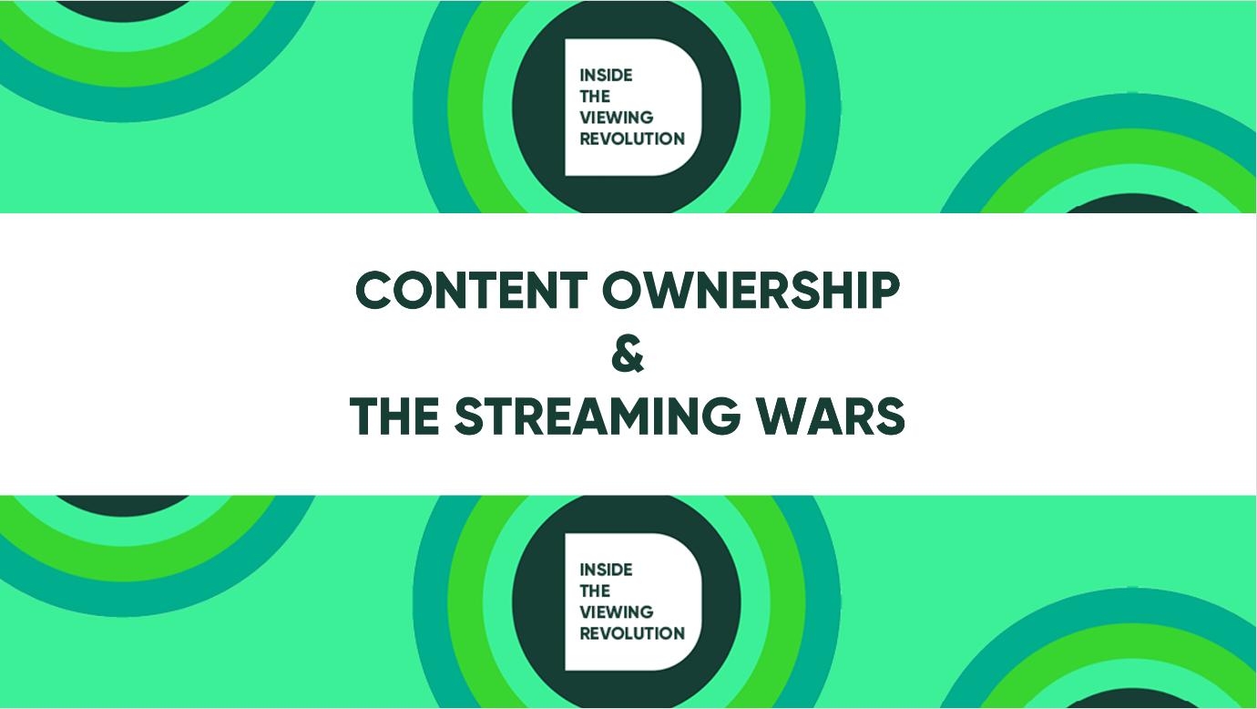 Netflix studio content competition